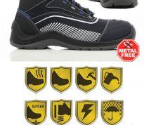 Uvex Werkschoenen.Werkkleren Uvex Werkschoenen Veiligheidsschoenen 9497 9 S1