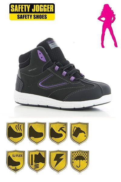 Werkschoenen Dames Winkel.Werkkleren Werkschoenen Voor Vrouwen