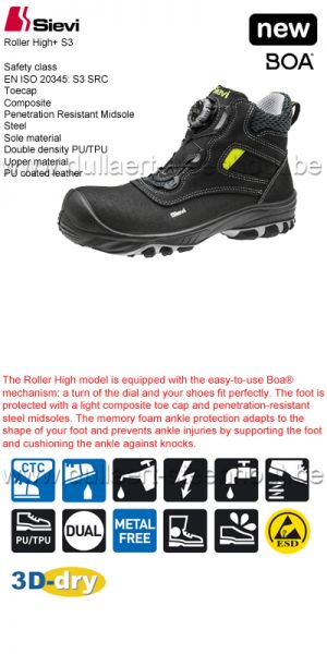 Beste Werkschoenen Bouw.Werkkleren Werkschoenen Voor Mannen