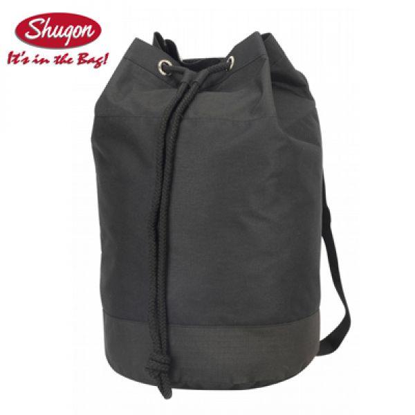 7c1bdf4ac5a Plumpton rugzak Polyester Duffle Bag - zwart