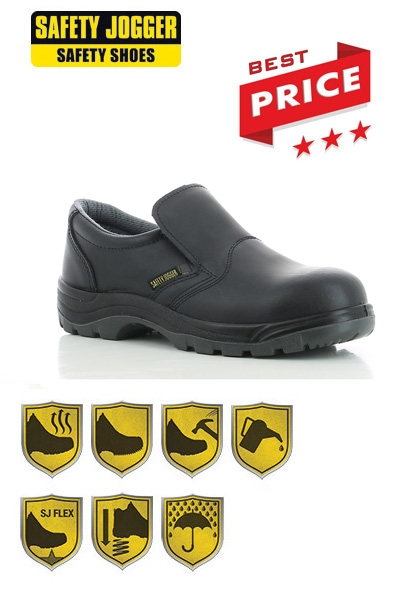 Werkschoenen Veiligheidsschoenen.Werkkleren Safety Jogger X0600 S3 Werkschoenen